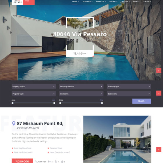 Jasa Pembuatan Website Property / Real Estate